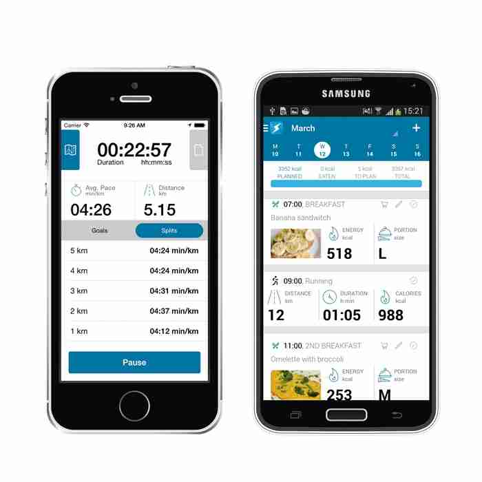 Sportovia Apps
